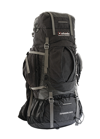 Mochila 80  10 lts – Expedicion Outside